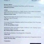Malaysian Journal of International Relations